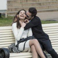 На скамейке #12 :: Александр Степовой