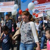 Демонстрация 1 мая :: Ирина Бархатова