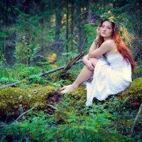 в лесу :: Photo Tasja