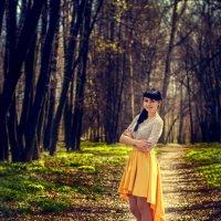 На лесной тропинке :: Виктор Зенин