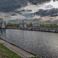 Канал в Тушино :: Yury Novikov