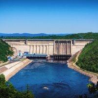 Бурейская ГЭС :: Виктор