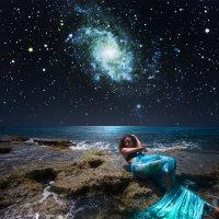 Созвездие Русалки :: Yulia Bruk