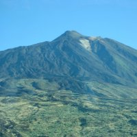 вершина вулкана Тейде на Тенерифе :: Ольга Варванец
