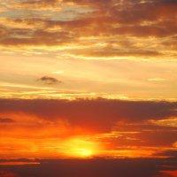.. Провожая солнце ... :: Арина Невская