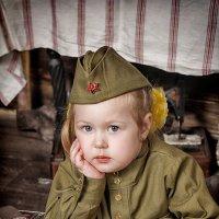 маленький ангелок :: Мария Волобуева