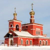 Храм всех святых :: Наталья Василькова