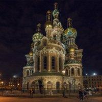 Спас на крови. Санкт Петербург :: Dmitriy Sagurov