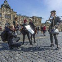 На главной площади России :: Евгений Голубев