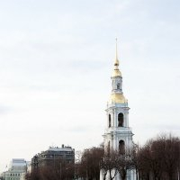 Колокольня  Никольского собора :: El Кондукова