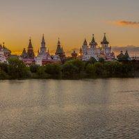 измайловский кремль :: юрий макаров