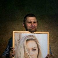 Два портрета. :: Владимир Батурин