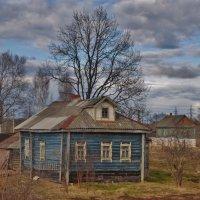 старый дом :: Вячеслав Завражнов