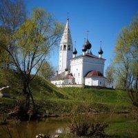 Церковь  Воскресения Христа :: kolyeretka