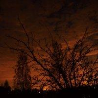 Пожар :: Екатерина Новикова