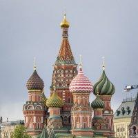 Собор Покрова Пресвятой Богородицы, что на Рву. :: Александр Назаров