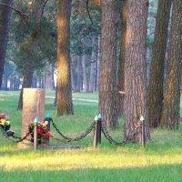 Памятник :: Алексей Ник