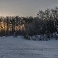 март - последний зимний месяц :: Valentin Valentin