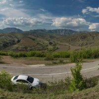Над Арпатской долиной :: Игорь Кузьмин