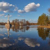 Весенние Отражения Екатерининского Парка :: Александр Кислицын