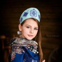 Русская красавица :: Наталья Тряшкина