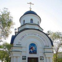Часовня Святого Георгия Победоносца :: Вера Щукина