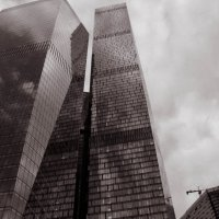 Москва-Сити под разными углами :: Василиса Докторова