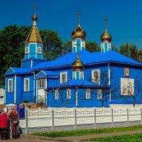 Свято - Петропавловская церковь. :: Владимир Фисенко