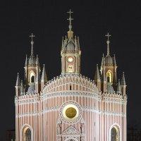 Чесменская Церковь Рождества святого Иоанна Предтечи :: Юрий Захаров