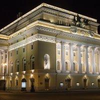 Александринский театр :: Юрий Захаров