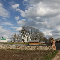 Храм в Творожково. Псковщина :: Наталья