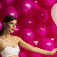 Розовые шарики :: Олеся Габова