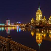 Ночная Москва :: Андрей Васильев