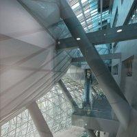 Сеульская мэрия - взгляд изнутри :: Sofia Rakitskaia