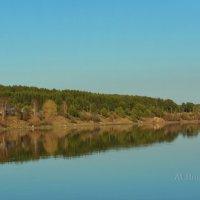 Моя любимая река Онега. :: Марина Никулина