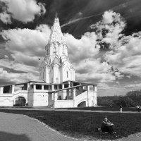 Церковь Вознесения Господня :: Владимир Иванов