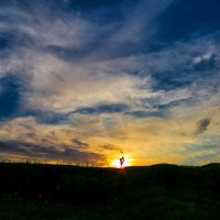 Небо тебя найдет :: Екатерина Куница