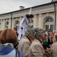 фестивальное шествие-7 :: Елена Байдакова