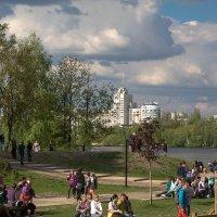 В парке :: Надежда Попова