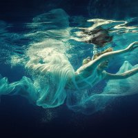 Underwater fairy tale :: Дмитрий Лаудин