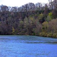 По реке идет весна ... :: Владимир Икомацких