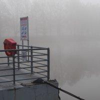туман на реке :: Lana Kasiková