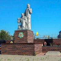 В память о воинах- односельчанах, погибших в боях за Победу в годы ВОВ 1941-1945 г.г. :: Elena Izotova