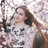 Весенняя :: Наталья Кирсанова
