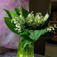 Вдыхая аромат весны.. :: Андрей Заломленков