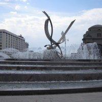 Москва. Площадь Европы :: Дмитрий Никитин