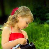 Девочка с кувшином :: Татьяна