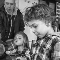 Детские желания.. :: Анна Санжарова
