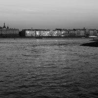 закат над невой :: Nikita S