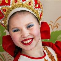 Настоящая улыбка! :: Елена Иванова